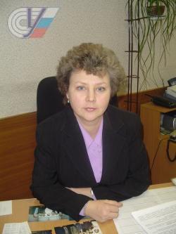 Барчукова Галина Васильевна