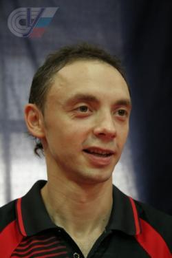 Настольный теннис: Шмырев Максим