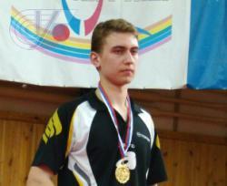 Поздравляем студента 2-го курса Бурдина Алексея с победой!!!