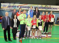 Новая  победа студентов кафедры в настольном теннисе !